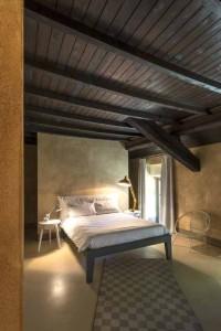 Cascina Erbatici - Camera da letto