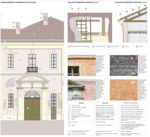 Palazzo degli Olivetani - Scheda di restauro